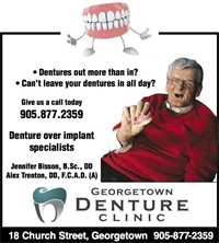 Denture Over Implant Specialists