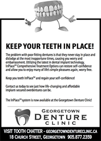 Don't Let Poor Fitting Dentures Impact Your Confidence!