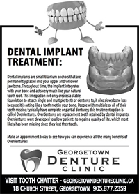 Dental Implant Treatment - Overdentures