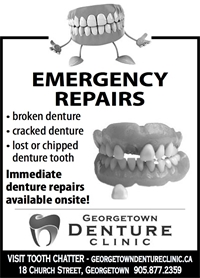 Emergency Denture Repairs! Broken Dentures? Cracked Dentures? Lost Dentures? Chipped Dentures?