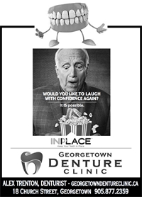 Have Confidence in Your Smile!! The InPlace Denture System Can Make it Happen!