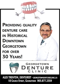 When Experience Counts...Over 30 Years Experience in Denture Care! Visit Us in Historical Downtown Georgetown!