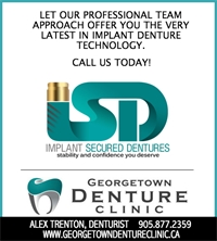 Implant Secured Dentures - Our Team Approach