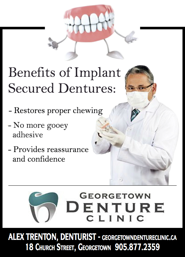 Explore the Benefits of Implant Secured Dentures