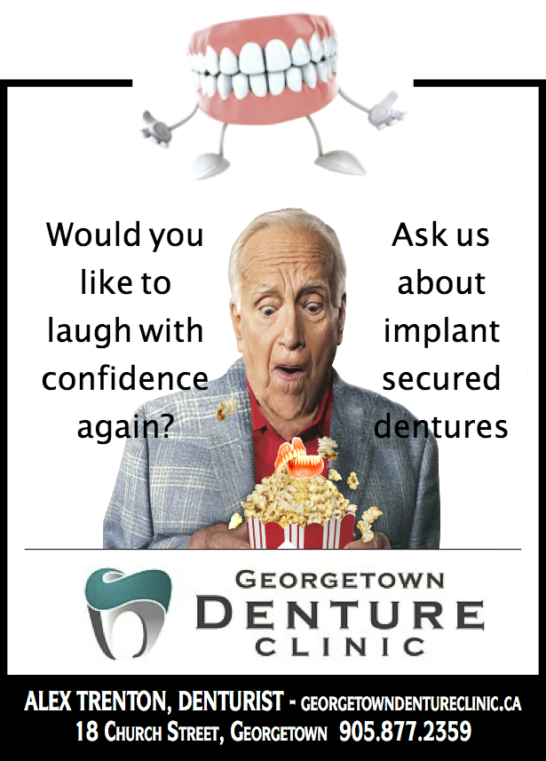 Would You Like to Laugh With Confidence Again? The Georgetown Denture Clinic Will Help!