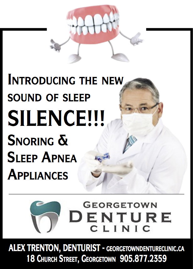 Introducing the New Sound of Sleep...SILENCE! Sleep Apnea Appliances are available.