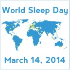 Happy World Sleep Day! Enrich Your Life With A Better, Healthier Sleep!